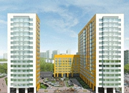 «Сити-XXI век» вывела на рынок квартал «Краски жизни» в Видном