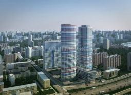 Московской новостройке «Триколор» продлили срок строительства