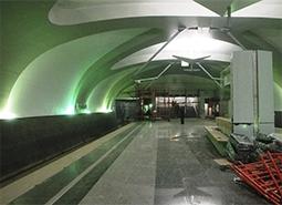 Московскую станцию метро «Пятницкое шоссе» запустят в декабре