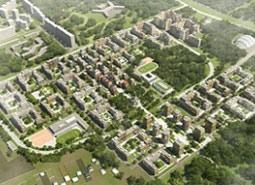 Две новостройки в Подмосковье получили разрешения на строительство