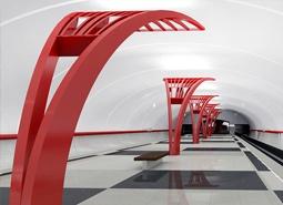 Новая станция московского метро «Алма-Атинская» начинает свою работу