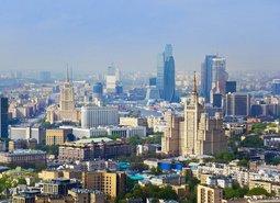2,5 млн «квадратов» жилья построили в Москве за 2012 год