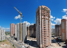 Район жилых новостроек появится на территории МГСУ