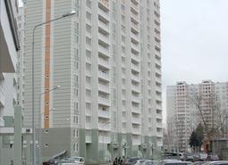 Строительство очередного дома начала компания Главмосстрой в Железнодорожном