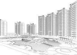 458,6 тыс. кв. м нового жилья построено в Ленобласти за семь месяцев