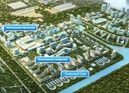Две жилых новостройки в составе «Балтийской жемчужины» построит КВС