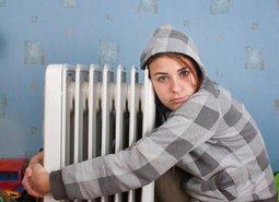 В новостройки Петербурга дали тепло