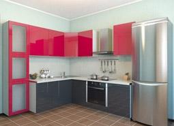 В новостройках эконом-класса уменьшается количество комнат и увеличивается площадь кухонь