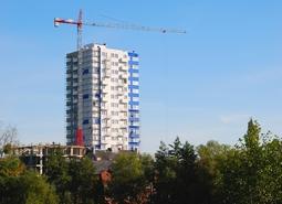Компания «Патриот» начала строить ЖК «Паркола» в Петербурге