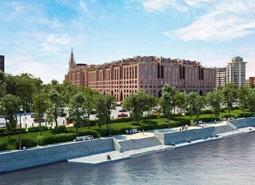 Холдинг RBI возведет жилую новостройку на Свердловской набережной в Петербурге