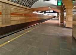 Строительство второго выхода со станции метро «Спортивная» застраховано