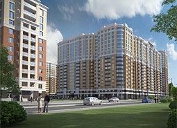 В двух новостройках Петербурга начинается заселение