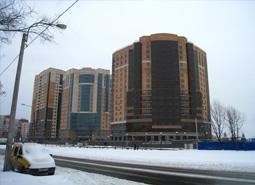 Первая очередь новостройки «Академ-Парк» в Петербурге сдана в эксплуатацию