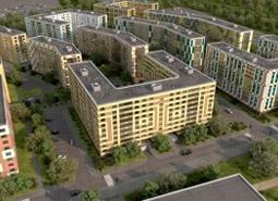 Setl City сдала в Кудрово вторую очередь квартала «Вена»