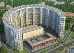 Старт продаж в жилом комплексе «Молодежный» компании ЛенСпецСМУ