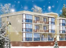 Квартиры в новых домах Петербурга от 902 тысяч рублей