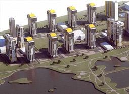 Группа ЛСР начинает строить ЖК «София» в Купчино