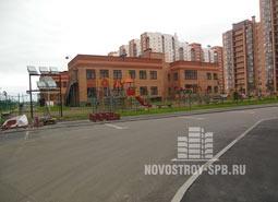 В Купчино построят более 170 тыс. кв. м нового жилья